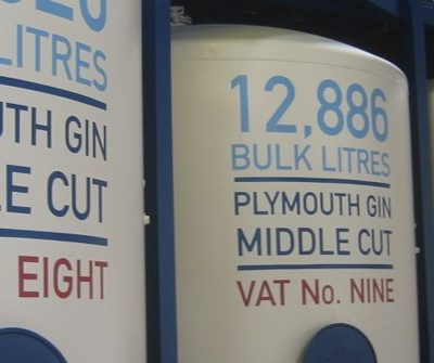 Only one Plymouth Gin PGI.