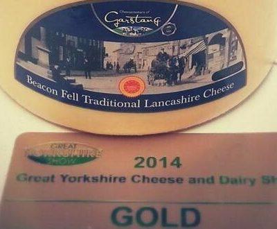 Beacon Fell traditional Lancashire cheese PDO