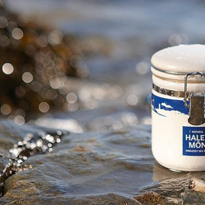 Anglesey Sea Salt or Halen Mon PDO.