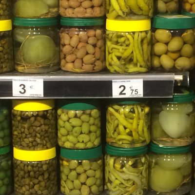 Green or Black Valencian Olives PDO