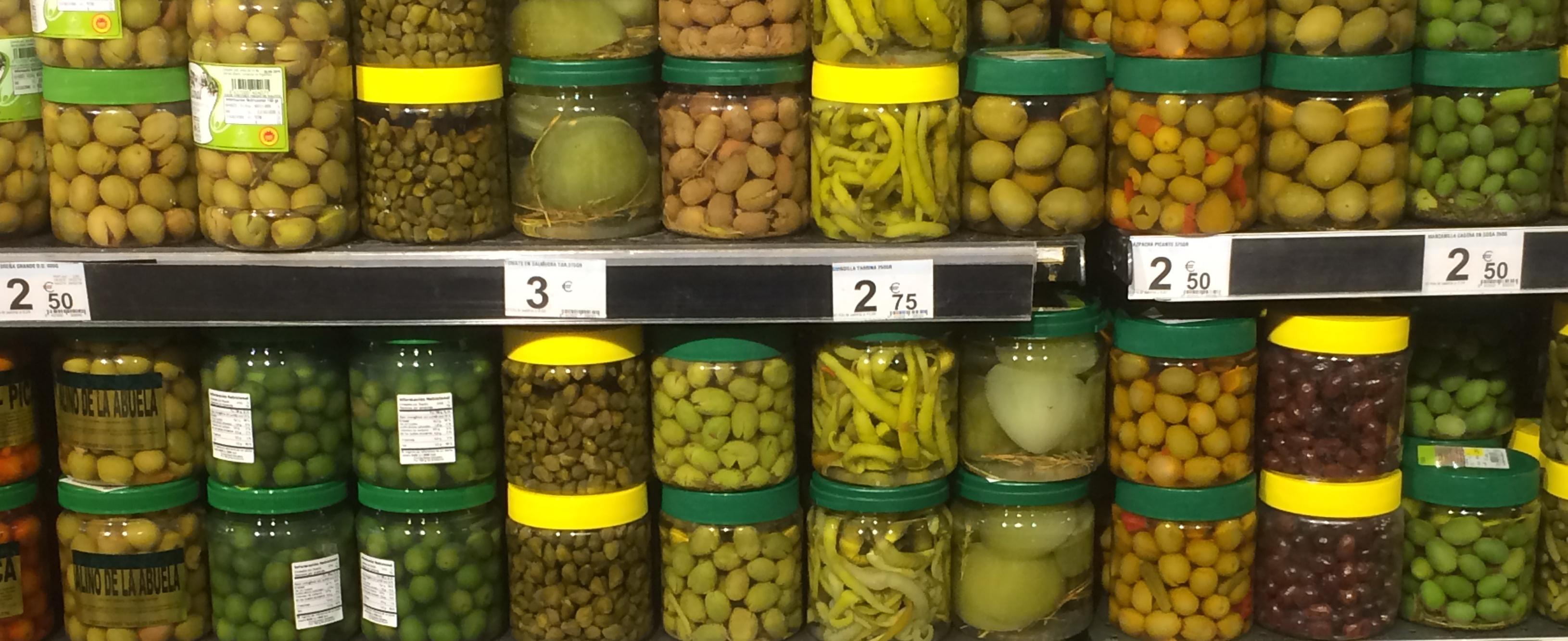 Olives PDO
