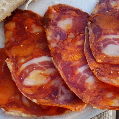 The best Iberico Chorizo