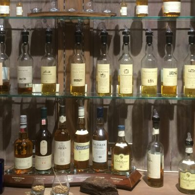 Whisky Distillery tour