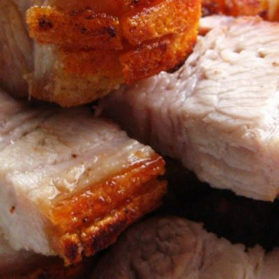 Glouscestershire Old Spot Pork