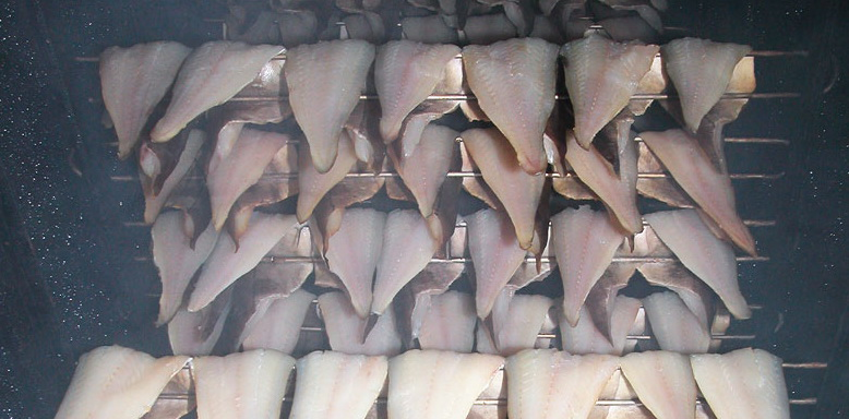 Traditional Grimsby fish