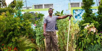 Gangsta gardener of LA