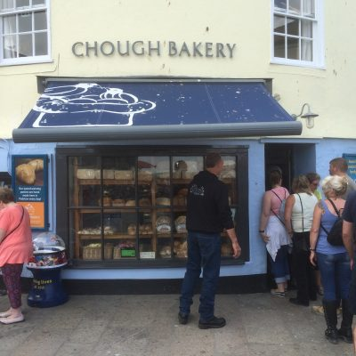 Chough Bakery wins Pasty of the year 2016